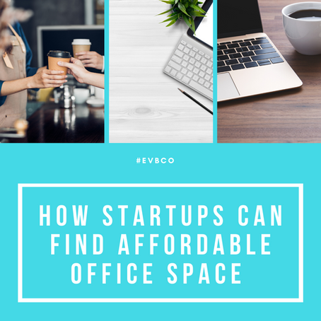 How startups can find affordable office space