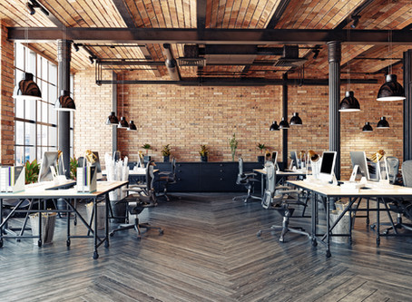 Five Tips to Designing a Great Office Space