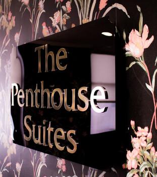 Penthouse Suites Entrance