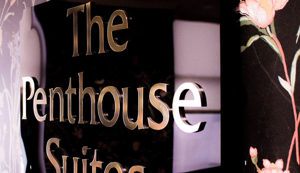 Penthouse Suites Entrance