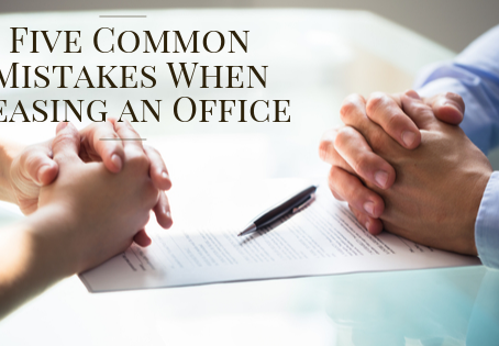 Five common mistakes start-ups make when leasing office space