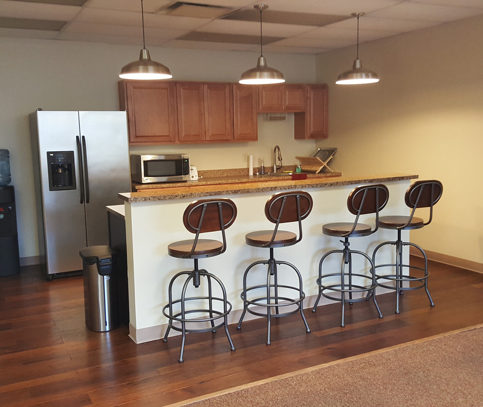 Superior Office Suites Kitchen