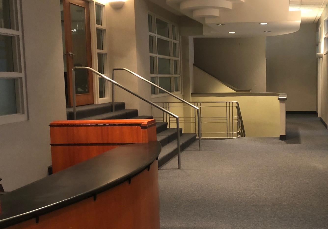 Superior Building Interior