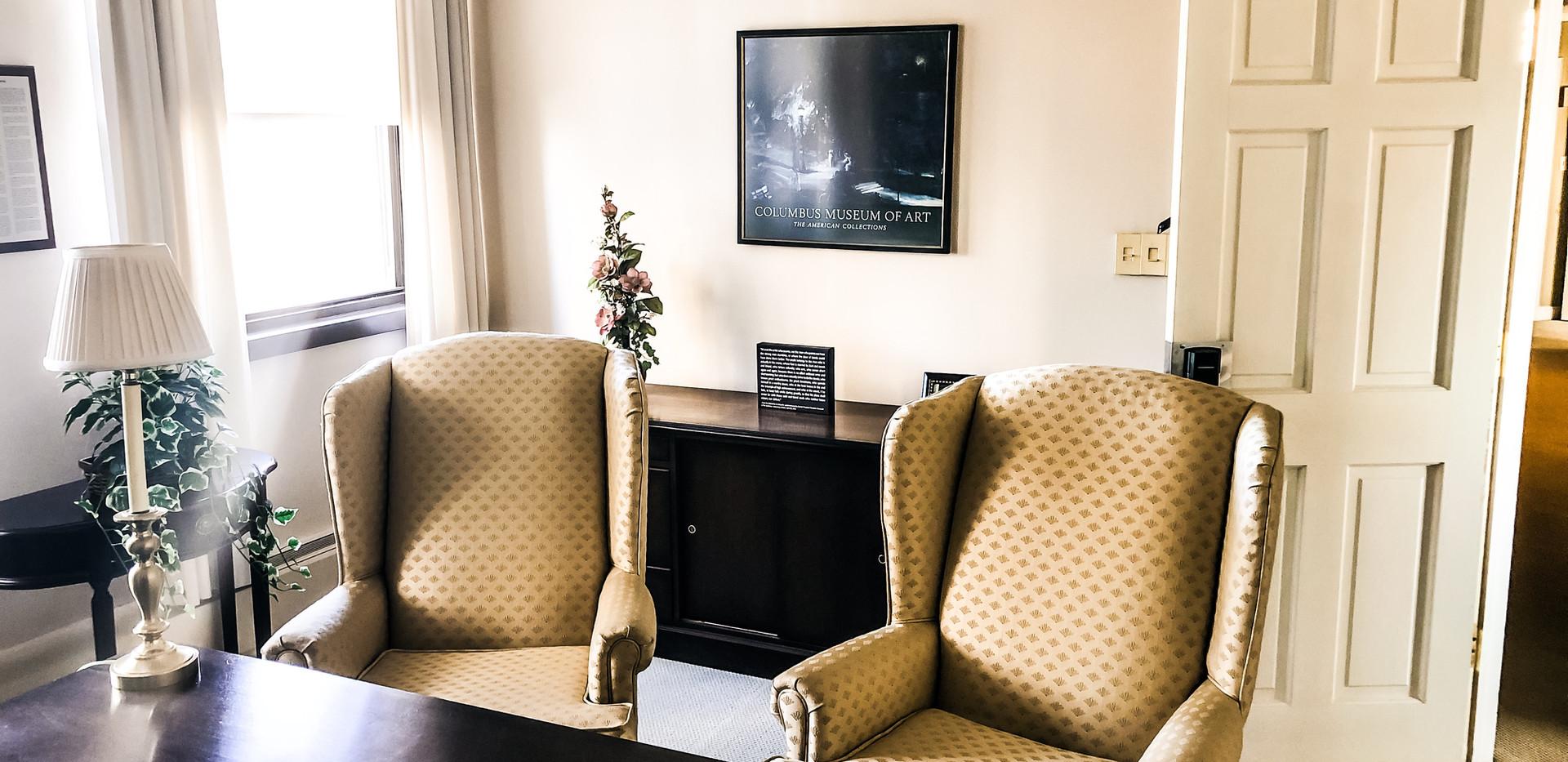 Penthouse Suites Office