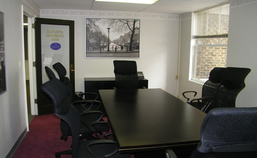 Club Level Offices