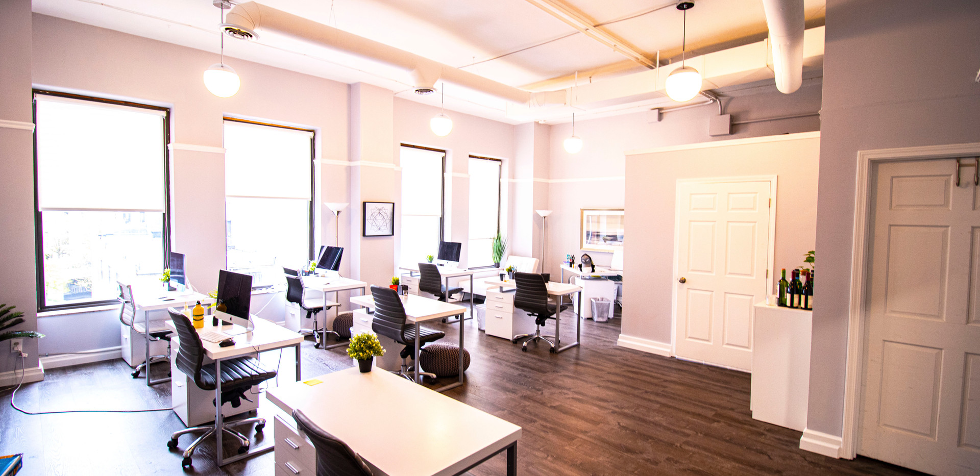 500SF Office