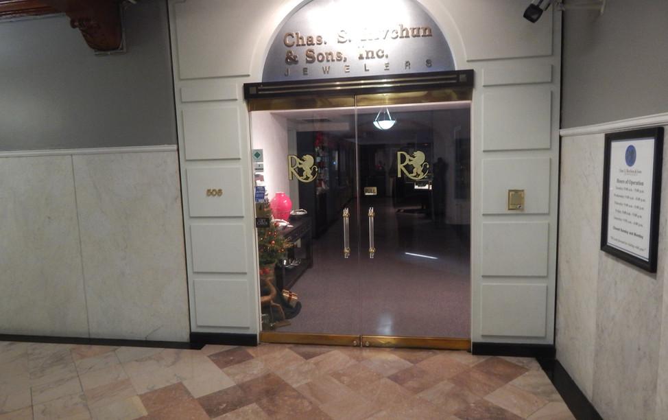 Concourse Floor