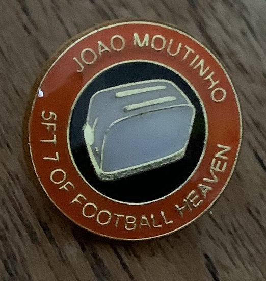 Moutinho Badge (Gold/Black/White) (J)