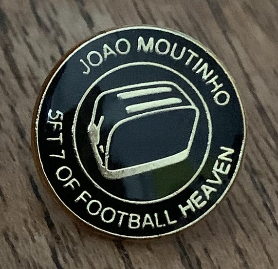 Moutinho Badge (Black/Black/Black) (C)