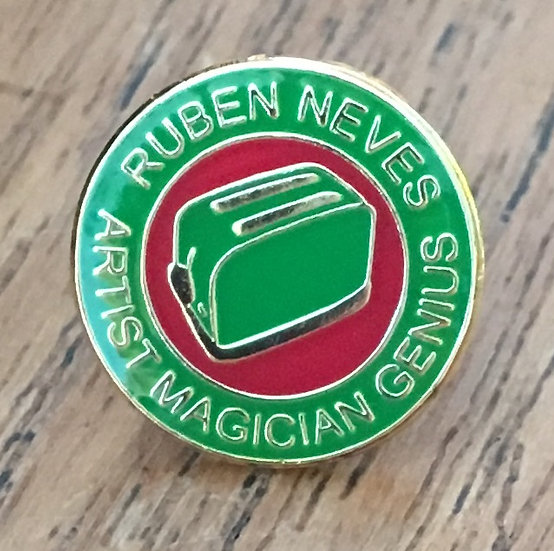 NEVES Toaster Badge (Green/Red/Green) RN13