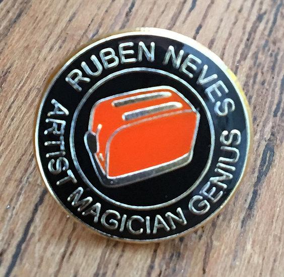 NEVES Toaster Badge (Black/Black/Gold) RN4