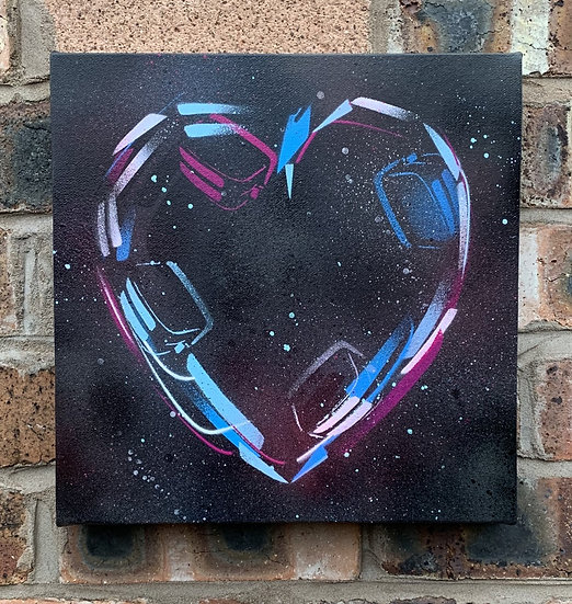 Toaster Love (Blue & Pink)