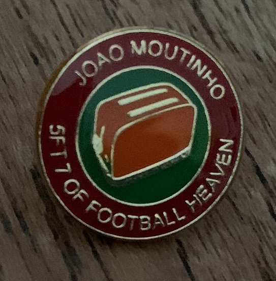 Moutinho Badge (Red/Green/Gold) (P)