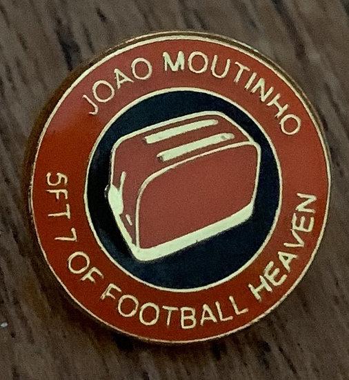 Moutinho Badge (Gold/Black/Gold) (B)