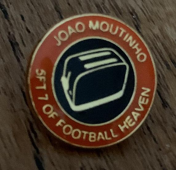 Moutinho Badge (Gold/Black/Black) (M)