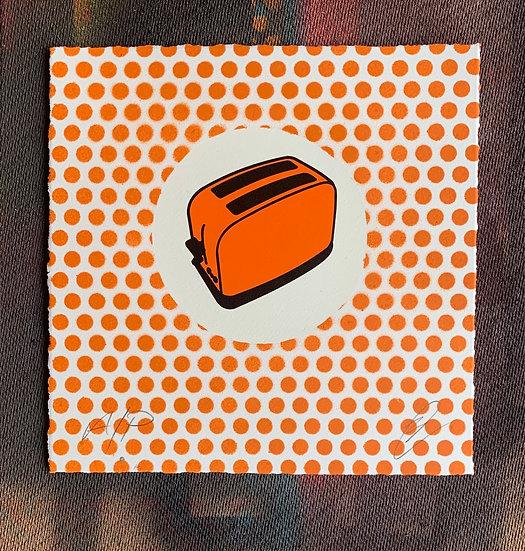 Classic A/P (Hand Finished) Orange Dot