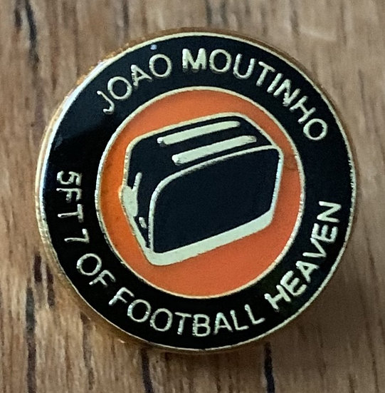 Moutinho Badge (Black/Gold/Black) (A)