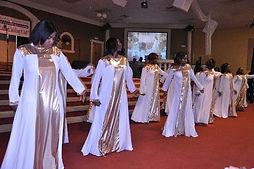 DT Praise Dancers