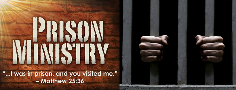 Prison Ministry Banner