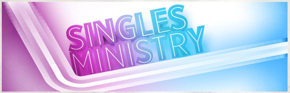 DT Singles Ministry Banner