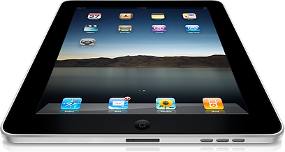 iPad for DT echurch experience
