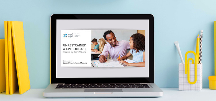 Podcast display ad series