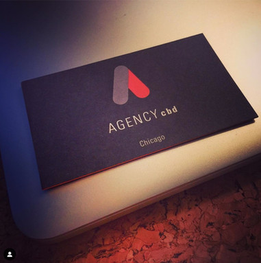 Agency cbd Logo