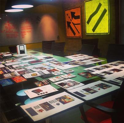 Marketing Material for Interior Design