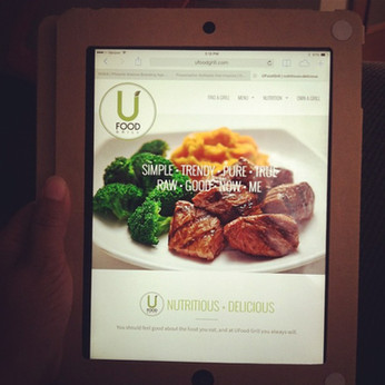 UFood Grill Logo