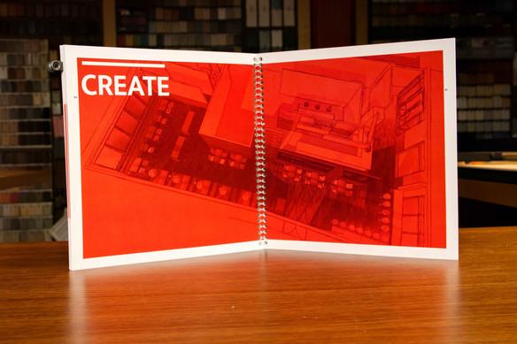 Interior Design Booklet