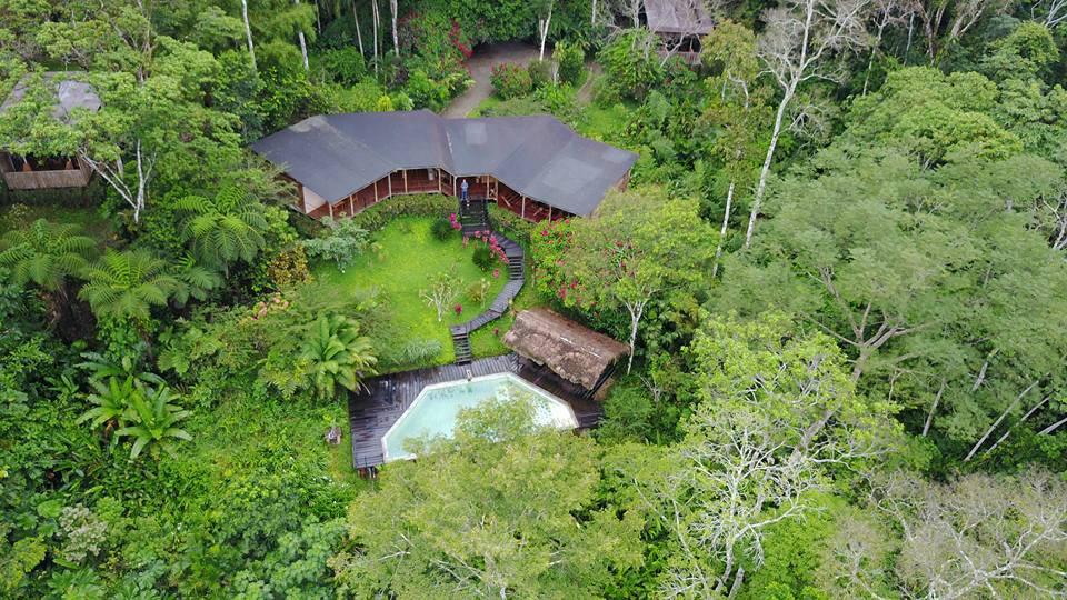 Hamadryade Lodge, Ecuador