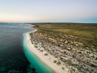On a remote stretch of Western Australia's Indian Ocean coast, discover hidden gems!