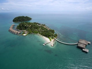 Song Saa Private Island offers luxury, serenity and a deep connection with the environment.