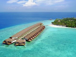 The exotic Reethi Faru Resort is a must for all you Maldives lovers!