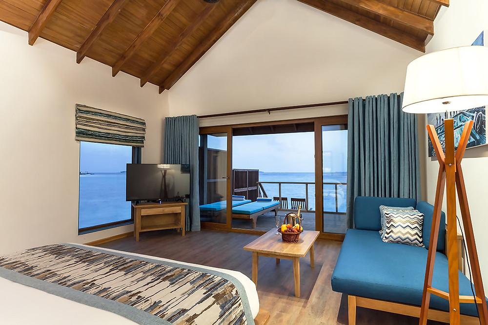 Reethi Faru Resort, Maldives - Overwater Villa
