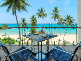 Looking for a secluded Sri Lankan beach property?