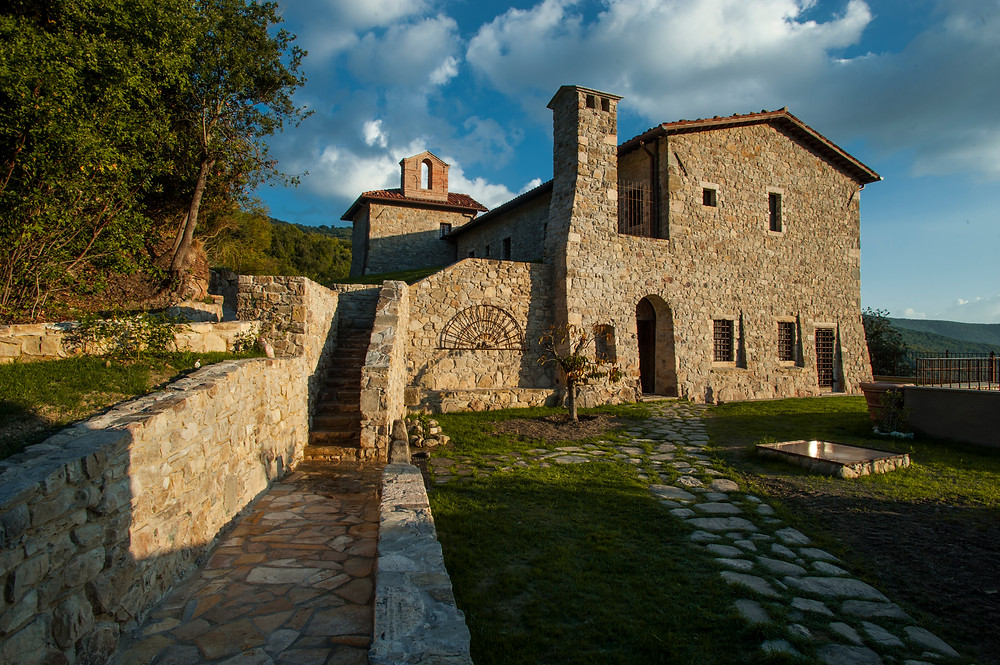 Eremito, Umbria, Italy from The Idyllic Collection
