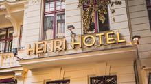 HENRI ... The boutique hotel in Charlottenburg, Berlin!