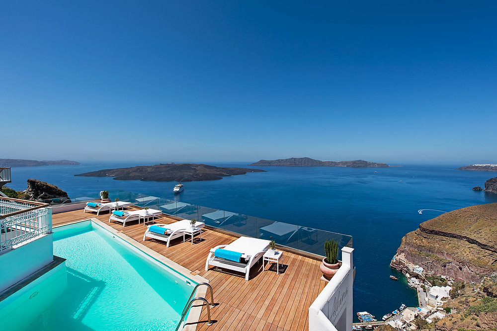 Athina Luxury Suites, Santorini by The Idyllic Collection