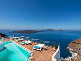 Santorini is simply picture perfect!