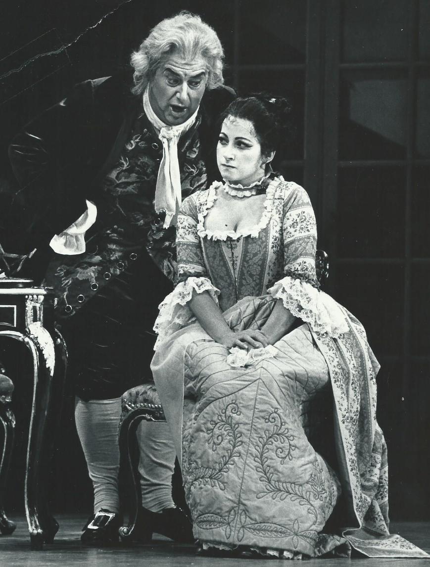 Barber of Seville, Santa Fe Opera