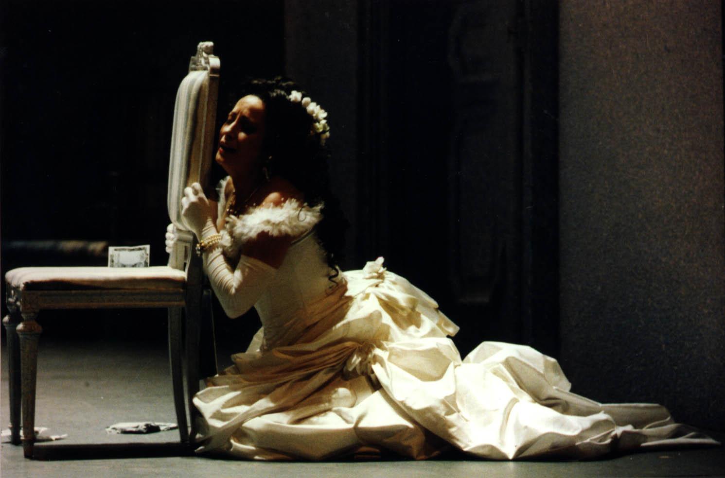 La Traviata, Opera de Nancy