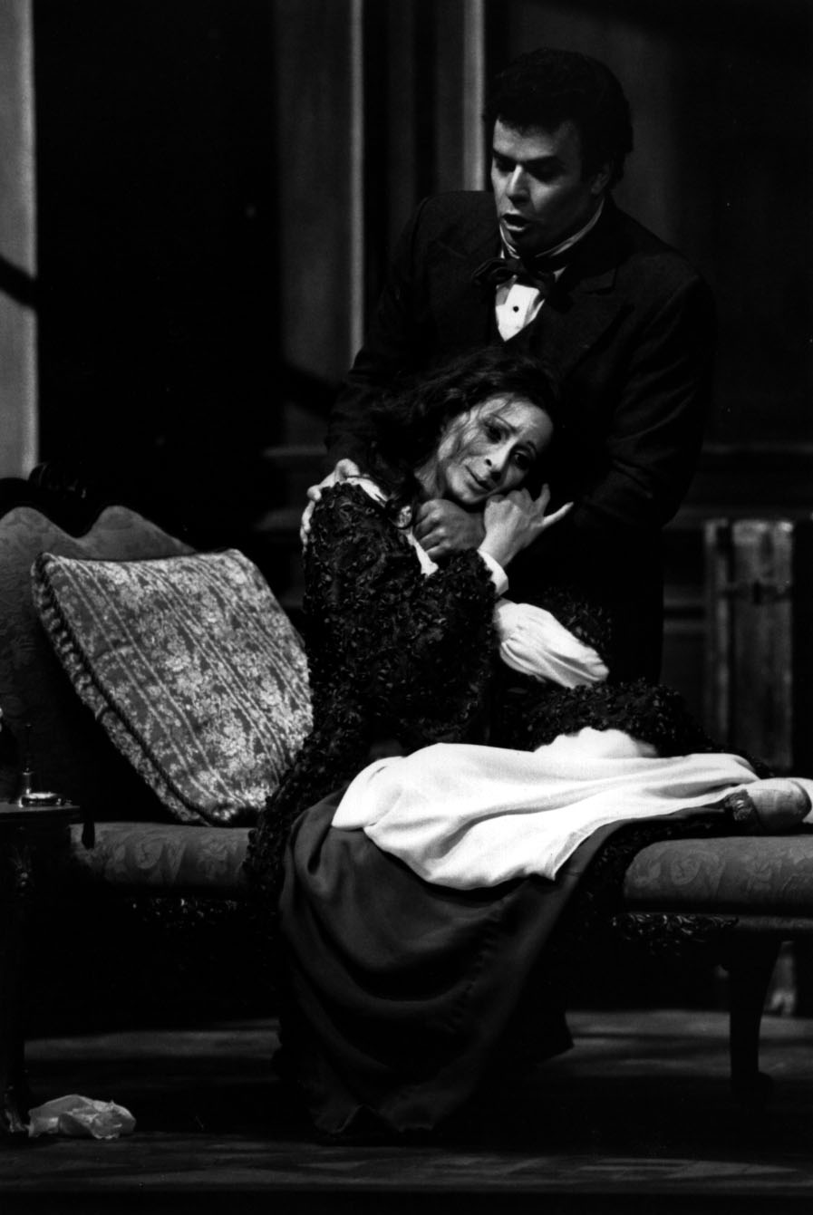 La Traviata, Santa Fe Opera