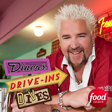 Diners, Drive-Ins & Dives in Sacramento