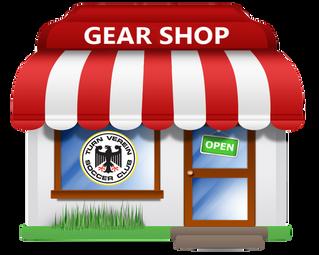 Gear Shop Is OPEN!