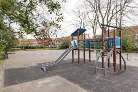 Hoe stimuleert de omgeving beweging: het Willem van Noortplein