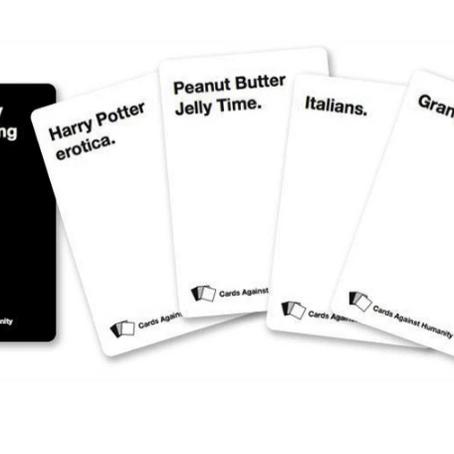 Cards against humanity samen spelen op afstand .. het kan!