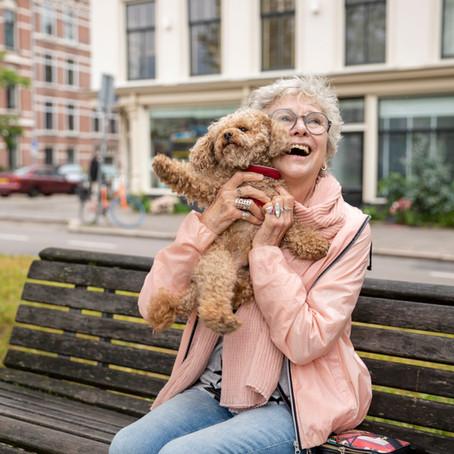 Wel de lusten, niet de lasten van een hond met OOPOEH