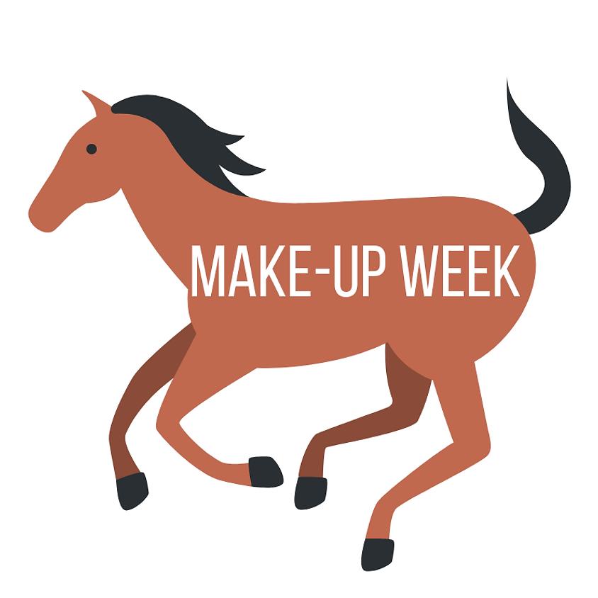 Make-Up Week