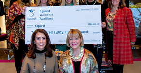 JUST IN: 2019 Equest Fashion Show and Luncheon Ponies Up $285,000 for Equest